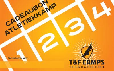 T&F Camps Cadeaubon